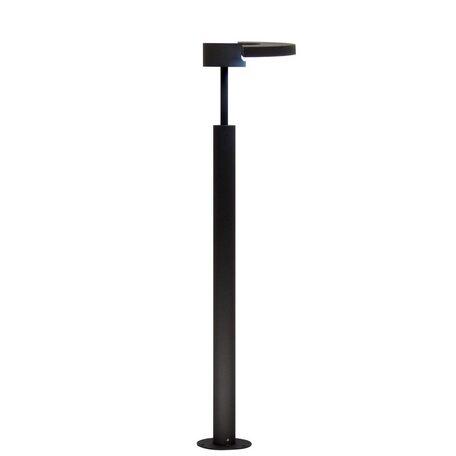 Садово-парковый светодиодный светильник с регулировкой направления света Citilux CLU03B1, IP54, LED 6W 4000K 450lm, черный, металл
