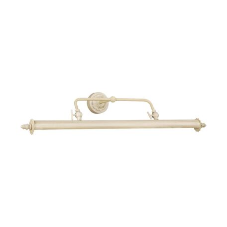 Настенный светильник для подсветки картин Favourite Picturion 2 1261-4W, 4xE14x25W, белый, металл
