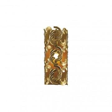 Бра Favourite Dorata 1469-1W, 1xE14x40W, матовое золото, металл