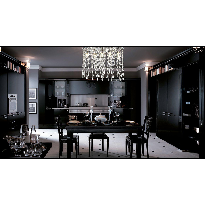 Потолочная люстра Favourite Rain 1692-5C, 5xE14x40W, хром, прозрачный, металл, хрусталь - фото 2