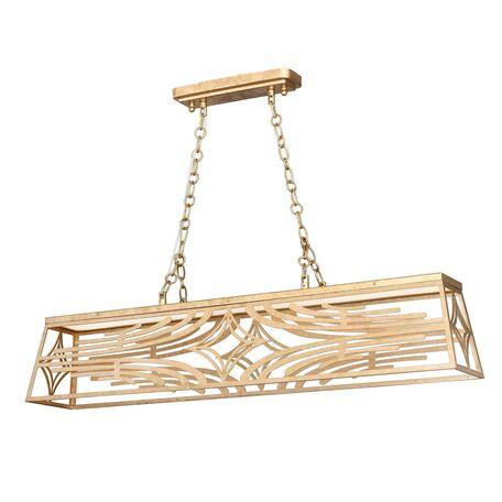 Подвесной светильник Favourite Philipp 2498-10P 3000K (теплый)