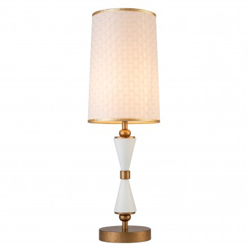 Настольная лампа Favourite Milena 2527-1T, 1xE14x40W
