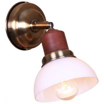 Настенный светильник с регулировкой направления света Velante 320-501-01