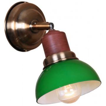 Настенный светильник с регулировкой направления света Velante 320-581-01