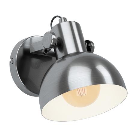 Настенный светильник с регулировкой направления света Eglo Lubenham 1 43169, 1xE27x28W