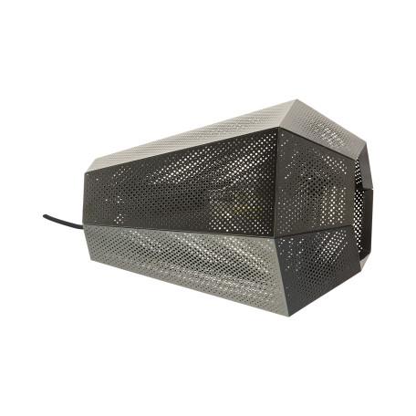 Настольная лампа Eglo Chiavica 43225, 1xE27x28W, черный, металл