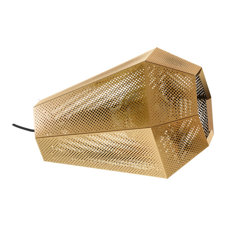 Настольная лампа Eglo Chiavica 1 43229, 1xE27x28W, золото, металл