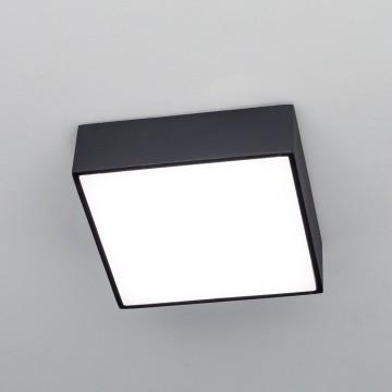Потолочный светодиодный светильник Citilux Тао CL712K122, белый, черный, металл, пластик - миниатюра 3