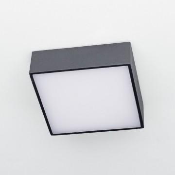 Потолочный светодиодный светильник Citilux Тао CL712K122, белый, черный, металл, пластик - миниатюра 4