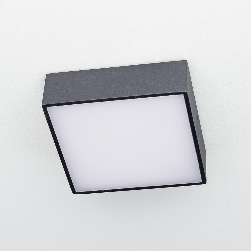 Потолочный светодиодный светильник Citilux Тао CL712K122, белый, черный, металл, пластик - фото 4