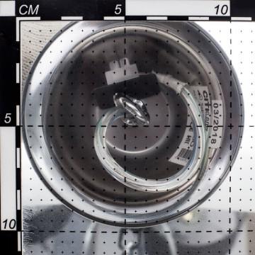 Подвесная люстра Citilux Аврора CL463130, 3xE27x75W, хром, белый, металл, текстиль - миниатюра 2