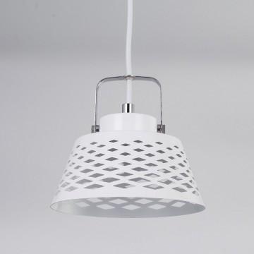 Подвесной светодиодный светильник с регулировкой направления света Citilux Орегон CL508110, LED 7W 3000K 525lm, белый, металл - миниатюра 5