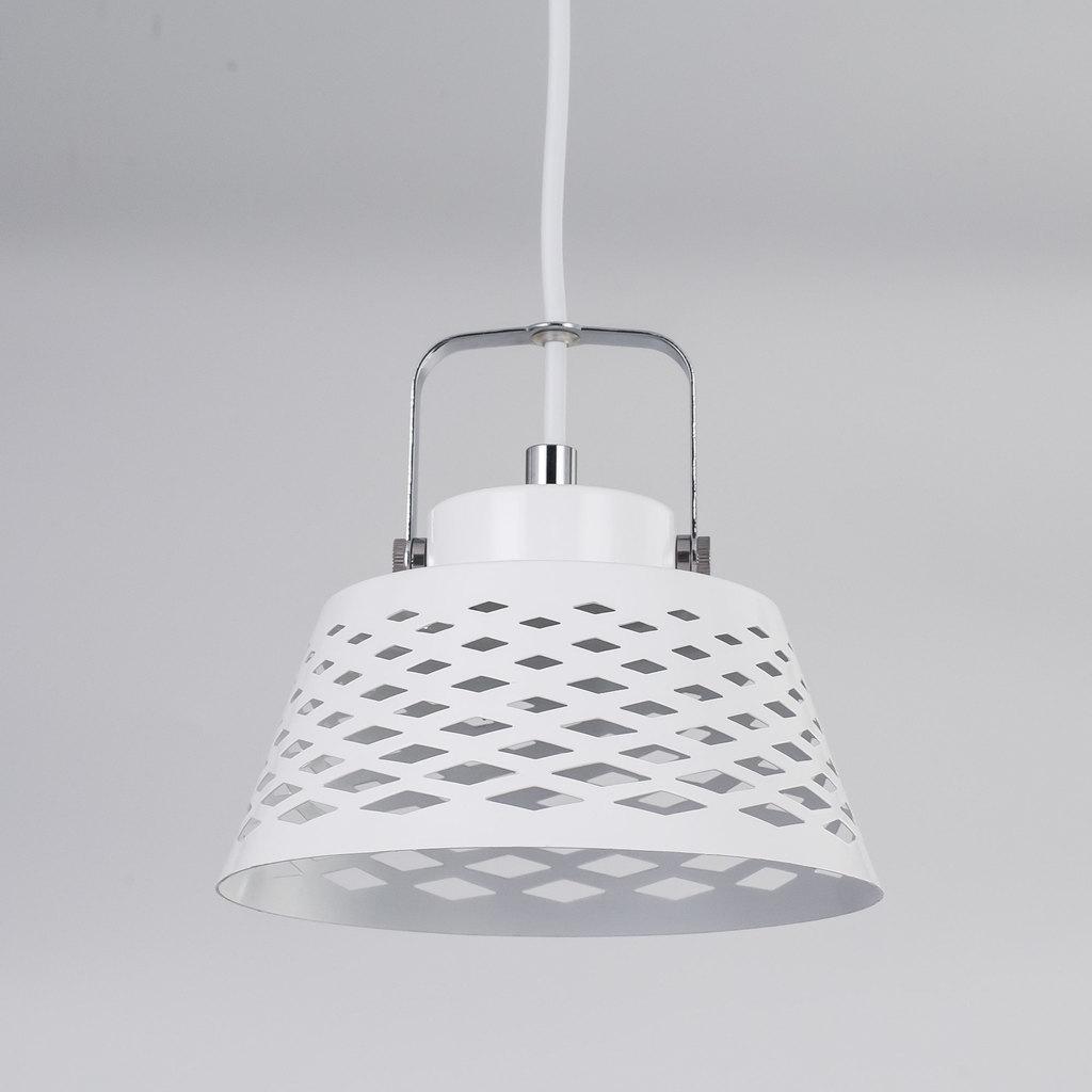 Подвесной светодиодный светильник с регулировкой направления света Citilux Орегон CL508110, LED 7W 3000K 525lm, белый, металл - фото 5