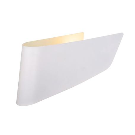 Настенный светильник Lucide Ola 12203/01/31, 1xE14x11W, белый, металл