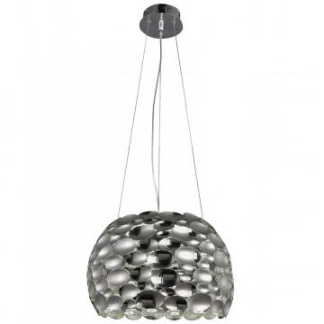 Подвесной светильник Crystal Lux GRANADA SP5 1930/305, 5xG9x60W, хром, металл