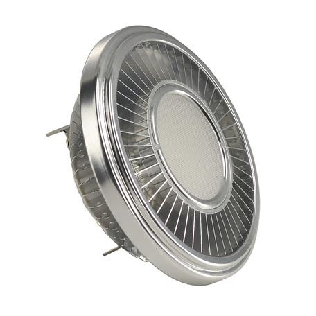 Светодиодная лампа SLV 551612 G53 15W, диммируемая