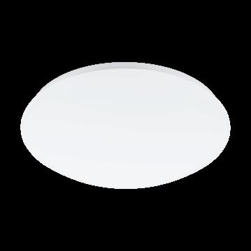 Потолочный светодиодный светильник Eglo Giron-M 97103, белый, металл, пластик