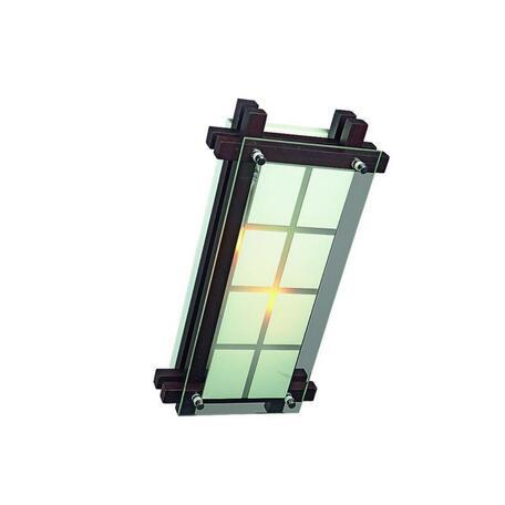Настенный светильник Omnilux Carvalhos OML-40501-02, 2xE14x40W