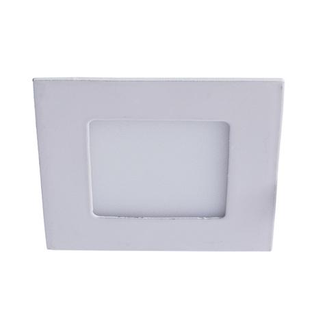 Светодиодная панель Arte Lamp Instyle Fine A2403PL-1WH, белый, металл со стеклом/пластиком, пластик