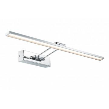 Настенный светодиодный светильник для подсветки картин Paulmann Galeria LED  Beam sixty 99890, LED 11W, хром, металл