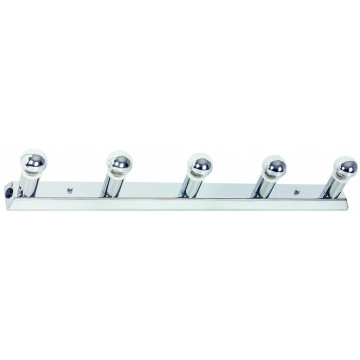 Настенный светильник Paulmann Mirror Regula 99680, 5xE14x40W, хром, металл
