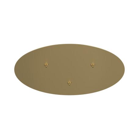 Крепление для подвесного светильника Maytoni Rim MOD058A-03BS, латунь, металл