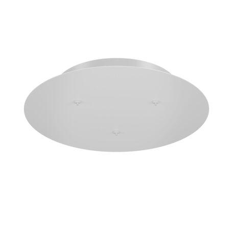 Крепление для подвесного светильника Maytoni Rim MOD058A-03W, белый, металл