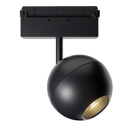 Светодиодный светильник Maytoni Ball TR028-2-15W4K-B, LED 15W 4000K 850lm CRI80, черный, металл