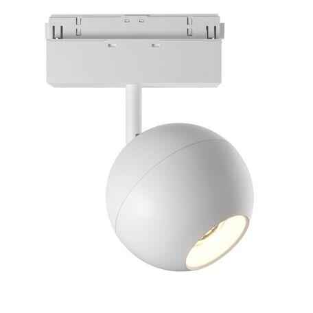 Светодиодный светильник Maytoni Ball TR028-2-15W4K-W, LED 15W 4000K 850lm CRI80, белый, металл