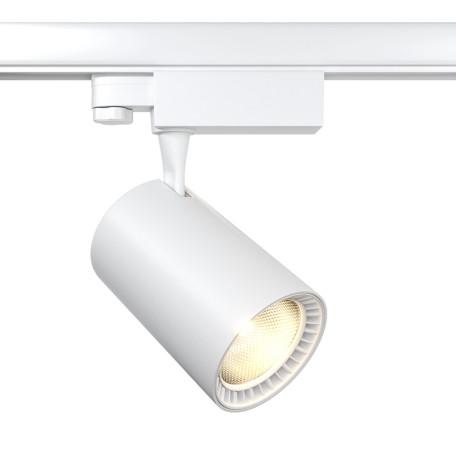 Светодиодный светильник Maytoni Vuoro TR029-3-30W4K-W, LED 30W 4000K 2400lm CRI80, белый, металл