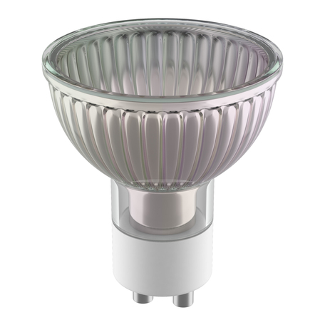 Галогенная лампа Lightstar HAL 922007 HP16 GU10 50W, 2800K (теплый) 220V, диммируемая, гарантия нет гарантии - миниатюра 1