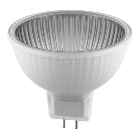 Галогенная лампа Lightstar HAL 922107 MR16 GX5.3 50W, 2800K (теплый), диммируемая