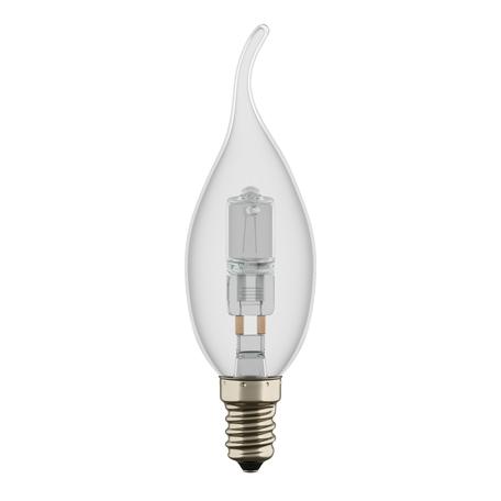 Галогенная лампа Lightstar HAL 922941 свеча на ветру E14 40W, 2800K (теплый) 220V, диммируемая, гарантия нет гарантии