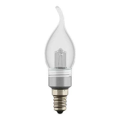 Галогенная лампа Lightstar HAL 922951 E14 40W, 2800K (теплый) 220V, диммируемая, гарантия нет гарантии
