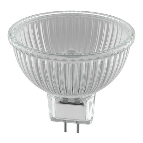 Диммируемая галогенная лампа Lightstar 921207, 12V, G5.3, 50W, 1100lm, 2800K, теплый белый свет