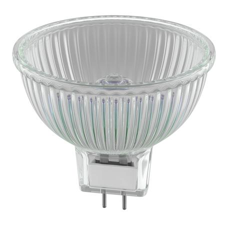 Диммируемая цветная галогенная лампа Lightstar 921227, 12V, G5.3, 50W, 1100lm, 2800K, теплый белый свет