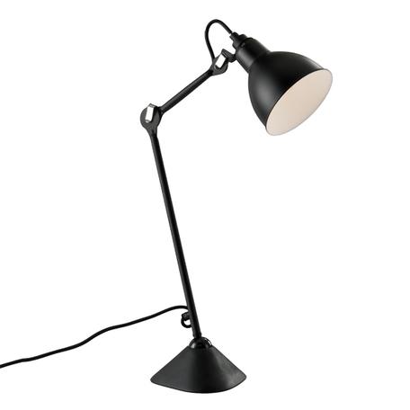 Настольная лампа Lightstar Loft 765917, 1xE14x40W, черный, металл