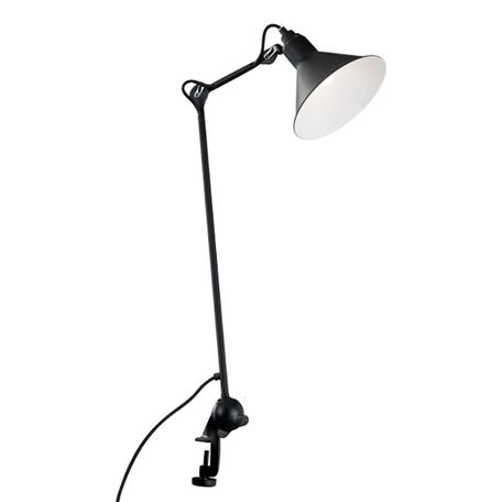 Настольная лампа Lightstar Loft 765927, 1xE14x40W, черный, металл