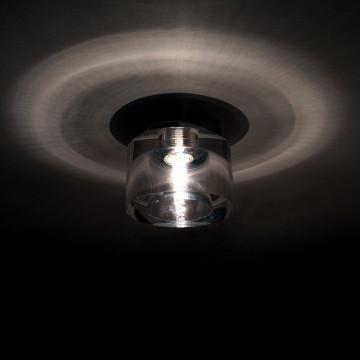 Потолочный светильник Lightstar Tubo 160104, 1xG9x40W, хром, прозрачный, металл, стекло - миниатюра 2