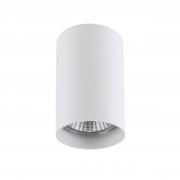 Потолочный светильник Lightstar Rullo 214436, 1xGU10x50W, белый, металл
