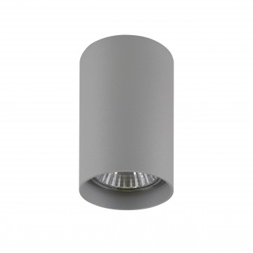 Потолочный светильник Lightstar Rullo 214439, 1xGU10x50W, серый, металл