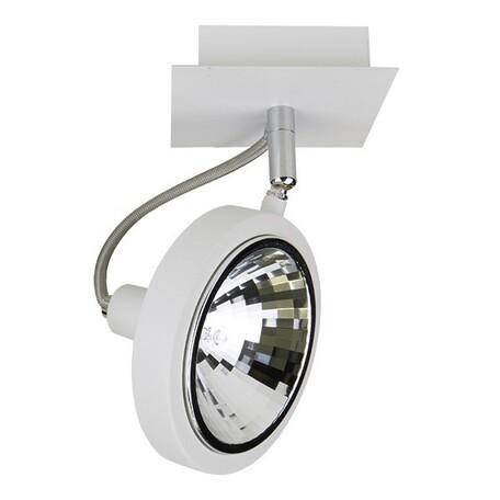 Потолочный светильник с регулировкой направления света Lightstar Varieta 9 210316, 1xG9x40W, белый, металл