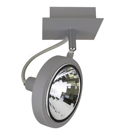 Потолочный светильник Lightstar Varieta 9 210319, 1xG9x40W, серый, металл