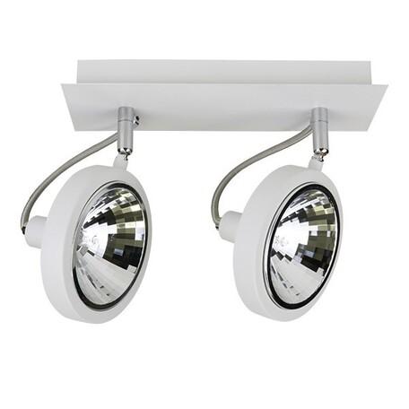 Потолочный светильник Lightstar Varieta 9 210326, 2xG9x40W, белый, металл