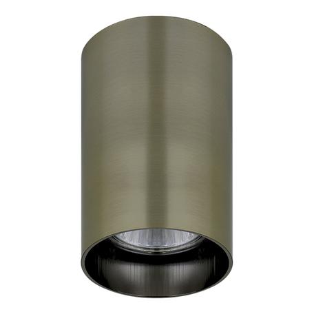 Потолочный светильник с регулировкой направления света Lightstar Rullo 214431, 1xGU10x50W, бронза, металл
