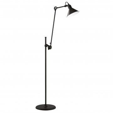 Торшер Lightstar Loft 765717, 1xE14x40W, черный, металл