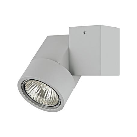 Потолочный светильник Lightstar Illumo X1 051020, 1xGU10x50W, серый, металл