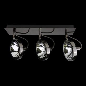 Потолочный светильник с регулировкой направления света Lightstar Varieta 9 210338, 3xG9x40W - миниатюра 2
