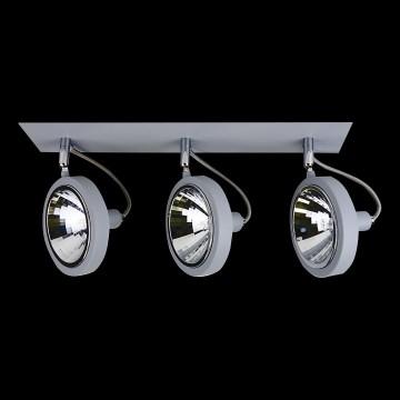 Потолочный светильник с регулировкой направления света Lightstar Varieta 9 210339, 3xG9x40W - миниатюра 2