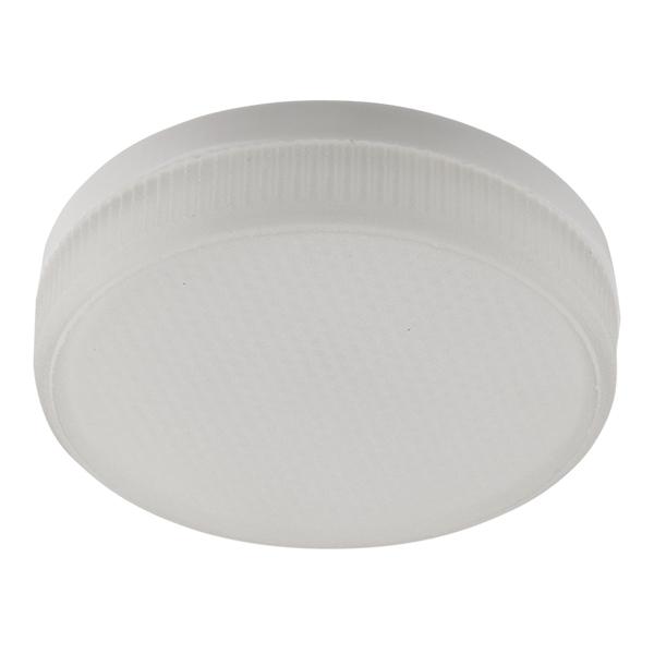 Светодиодная лампа Lightstar LED 929042 GX53 4,2W, 2800K (теплый) 220V, гарантия 1 год - фото 1